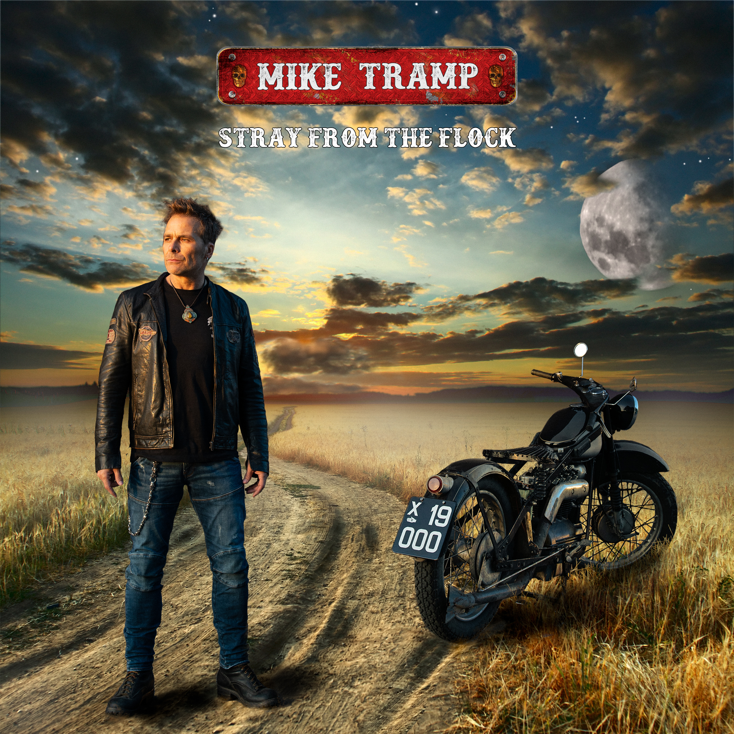 """Mike Tramp – """"Stray From The Flock"""""""